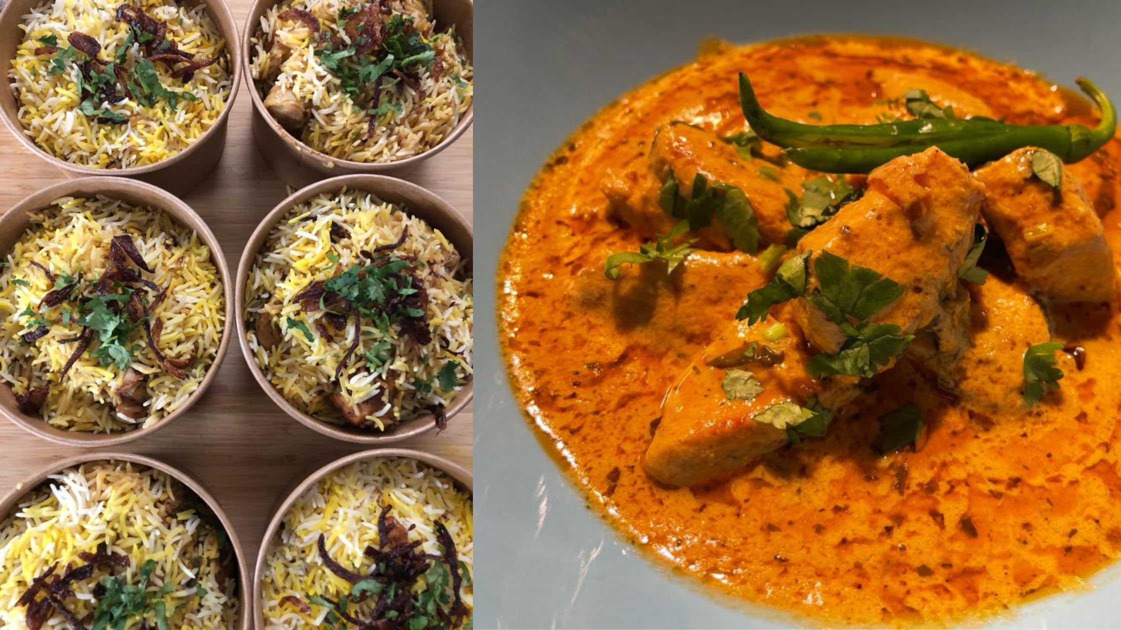 Indian food from LifeX member