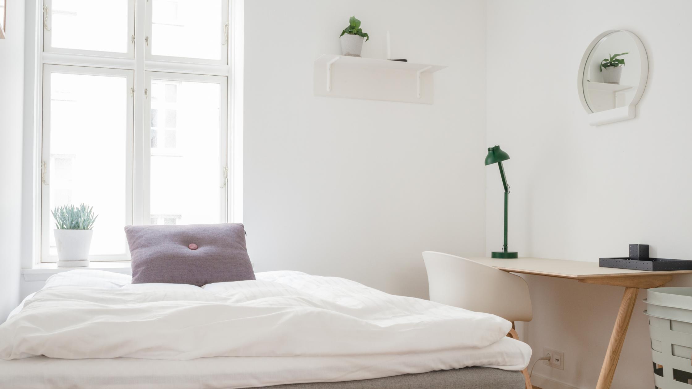 LifeX apartment bedroom