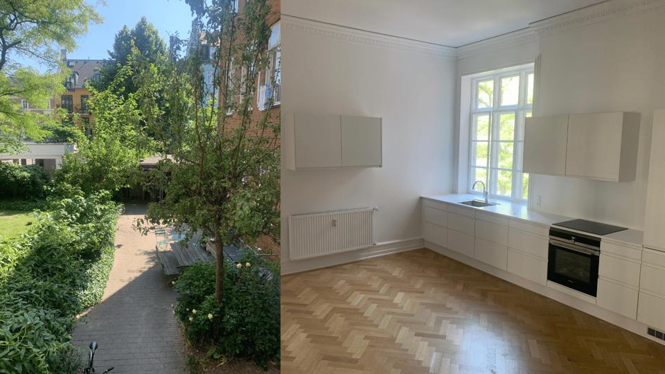 LifeX apartment in Copenhagen