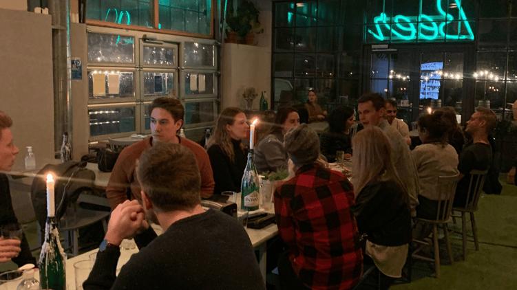 LifeX Community Friday Bar at Mikkeller in Copenhagen