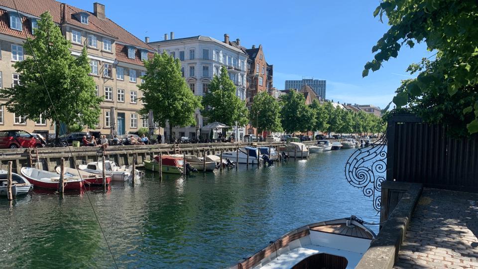 Kanal in Copenhagen near LifeX apartment