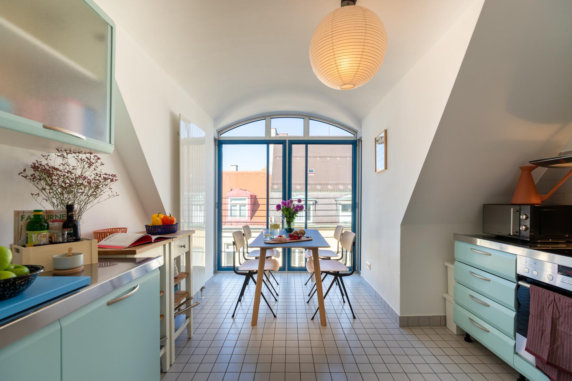 A LifeX apartment in Munich