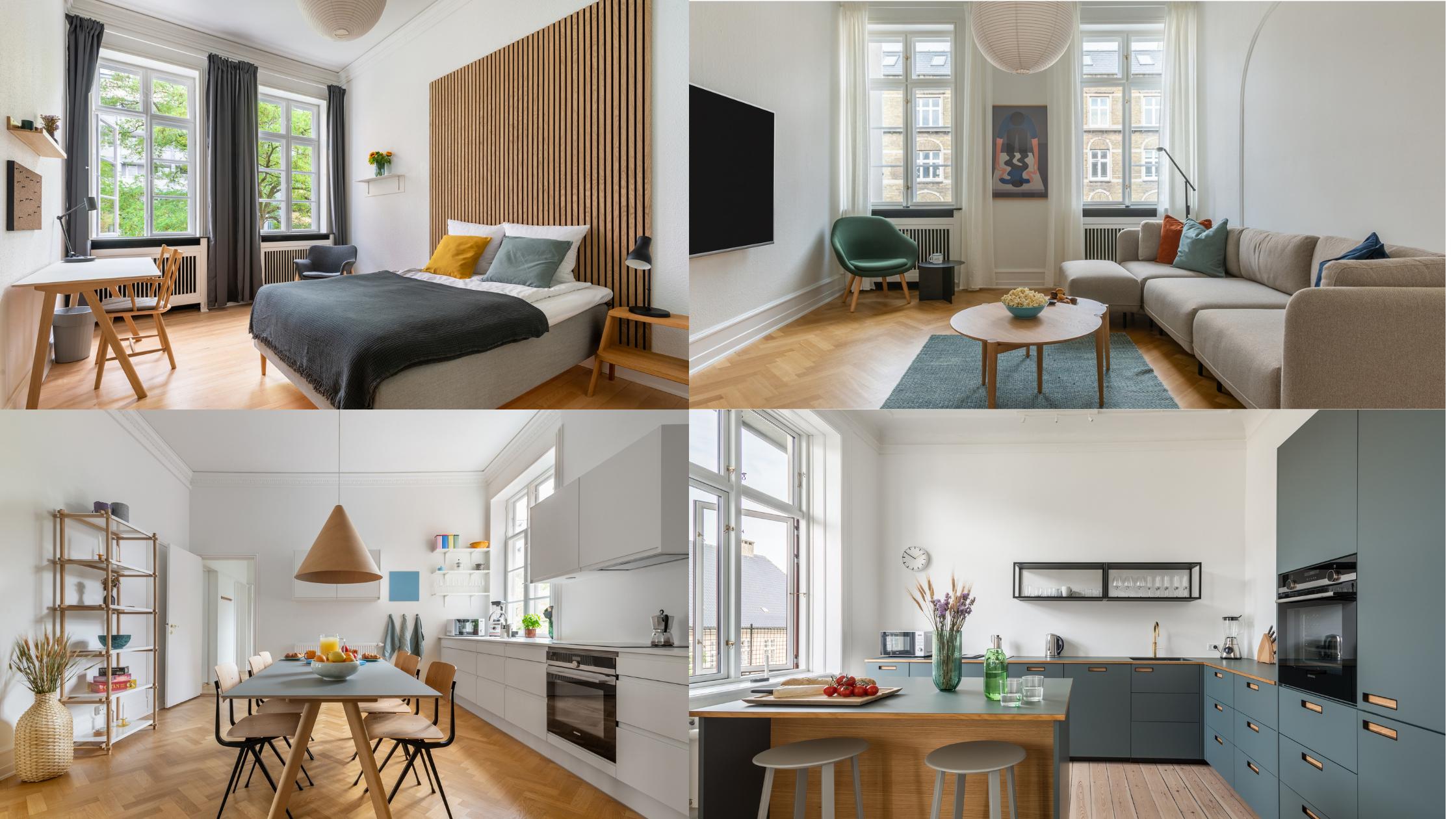 LifeX Apartments Copenhagen