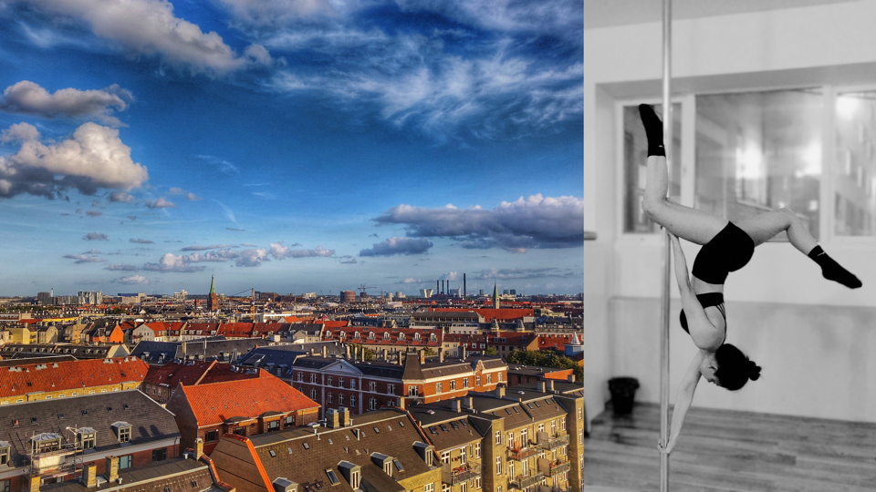 Rooftop view and Lifex member