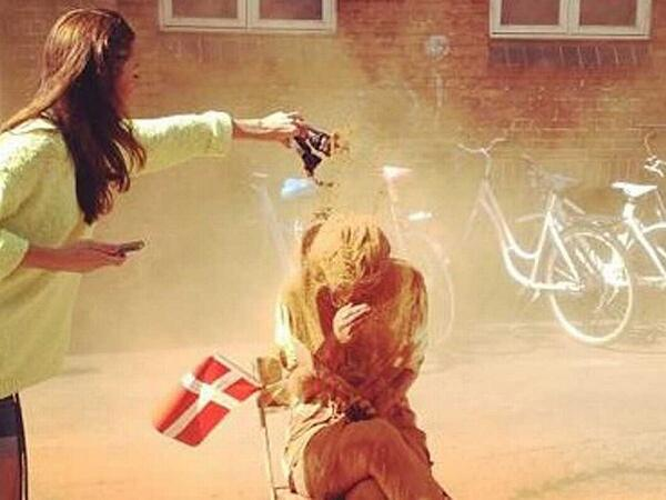 Cinnamon Ritual Denmark 25th Birthday