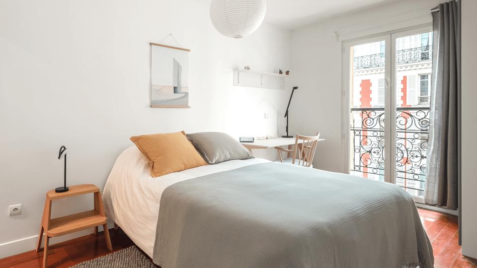 LifeX rooms in Paris 17th arrondissement